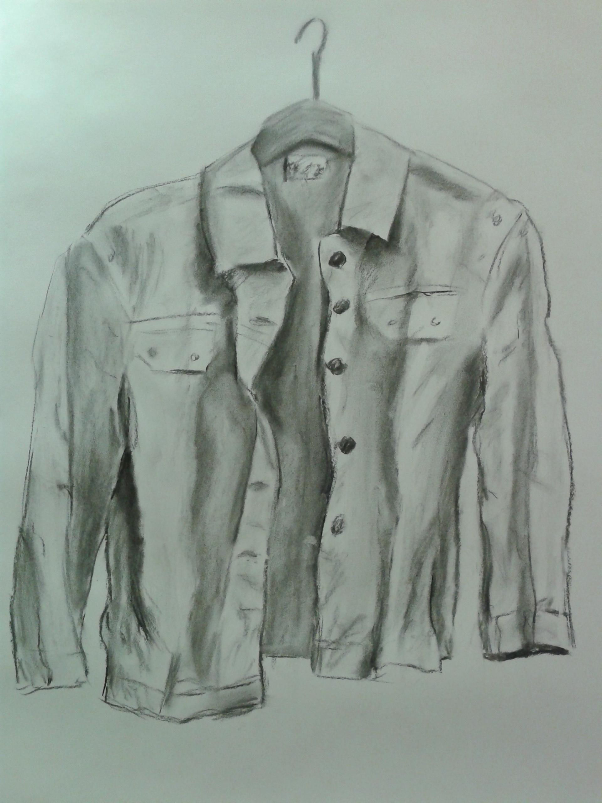 Mijn jas